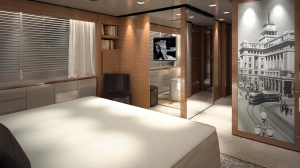 Baglietto Yachts Only One Bedroom Wall Decor