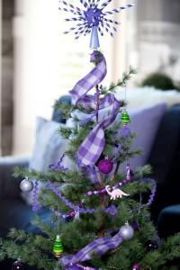Holiday House Christmas Tree